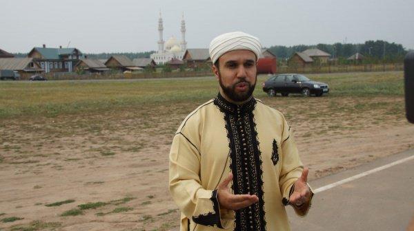 Потомок пророка Мухаммада шейх Абдуррахим Лакрим