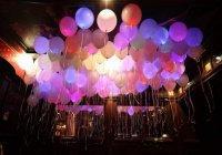 Отравление гелиевыми шарами в Екатеринбурге