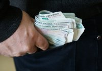Муж зарабатывает на взятках и воровстве...