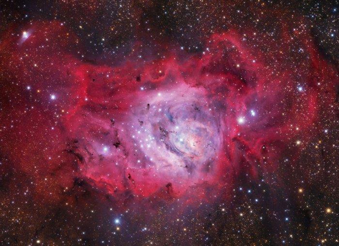 Потрясающей красоты космос в аятах Священного Корана (15 ФОТО)