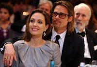 Анджелина Джоли и Брэд Питт хотят усыновить мальчика из Сирии