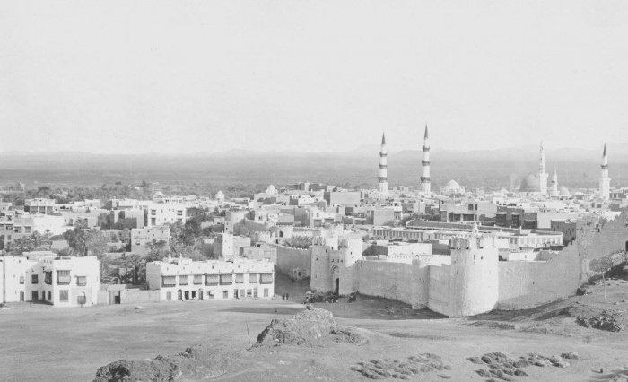 Медина, 1907 год