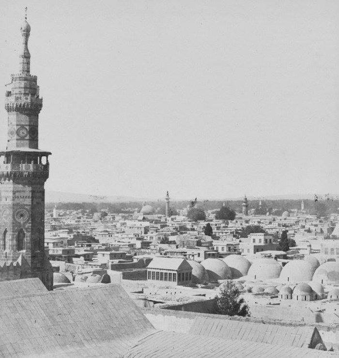 Дамаск, 1870 г.