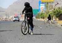 В Иране женщин арестовывают за езду на велосипеде