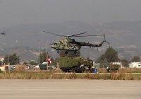 Власти РФ выразили соболезнования родным сбитого в Сирии российского вертолета