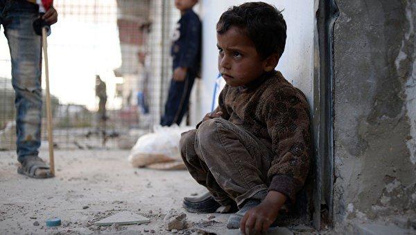 Из-за войны большая часть населения Сирии не имеет возможности получать медицинскую помощь.