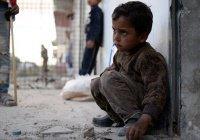 Япония профинансирует вакцинацию детей в Сирии