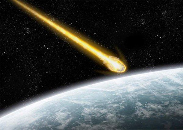 Через 160 лет вЗемлю может врезаться астероид