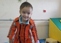 На лечение Нияза осталось собрать всего 10 000 рублей. Ваша помощь может стать решающей!