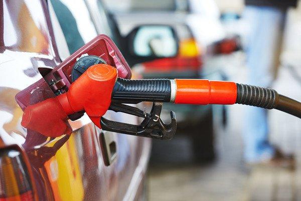 Стоимость бензина в европейских странах.