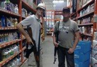 В США можно приходить на учебу с оружием