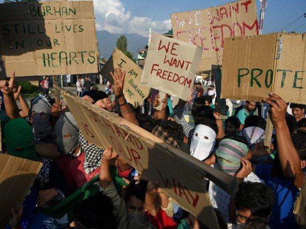 Массовые акции протеста.