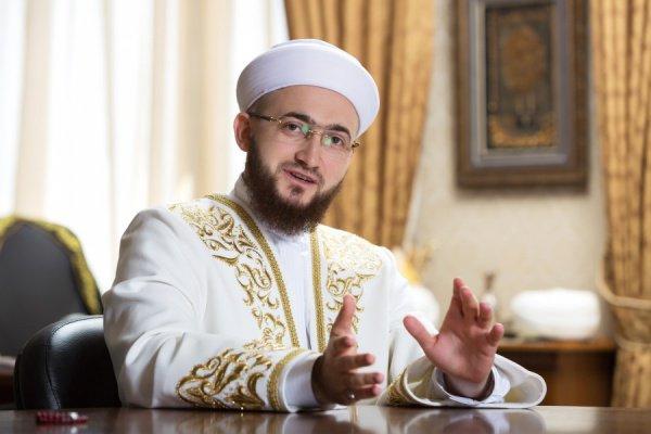 Обращение муфтия.