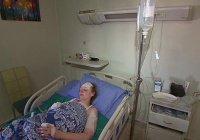 Россиянка в Сирии потеряла ногу, спасая детей от бомбы