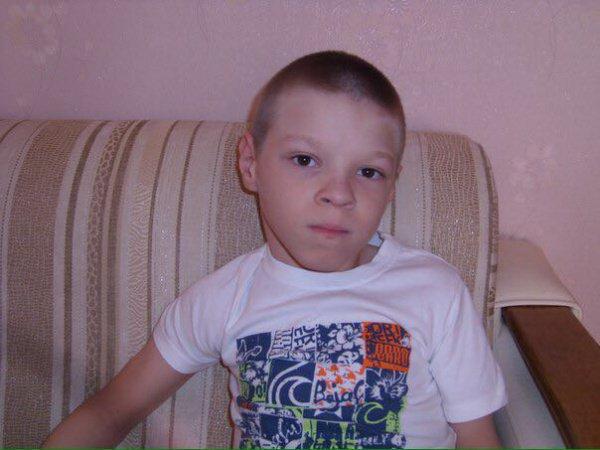 Алмаз Габдуллин, 14 лет