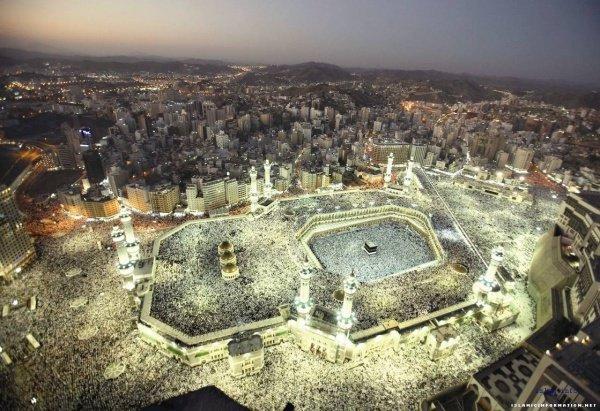 Самый лучший и любимый город Аллаха на земле - Мекка