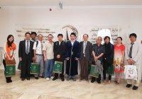 Делегация из Японии посетила ДУМ РТ