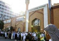 Великобритания потратит 2,4 млн фунтов на безопасность мечетей