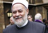 Бывший муфтий Египта прочел проповедь сразу же после покушения