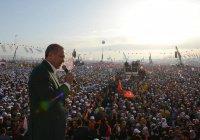 Эрдоган заявил, что вернет смертную казнь