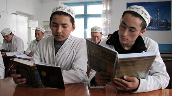 Религиозное образование в Киргизии.