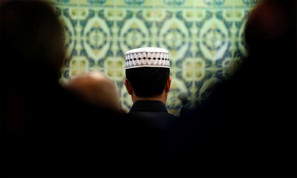 Фото: REUTERS/Jean-Paul Pelissier Мечеть в Марселе