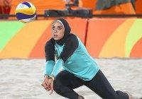 Египетская спортсменка выступила на Олимпиаде в хиджабе