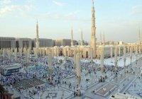 Мечеть Пророка в Медине перед хаджем посетят 600 тысяч паломников