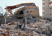 В Сирии разбомбили детскую больницу (Фото)