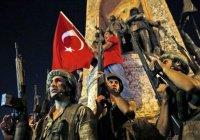 По делу о попытке госпереворота в Турции арестованы 22 тысячи человек