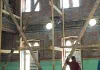 Татарстанские специалисты реставрируют мечеть во Владикавказе