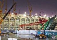 В Саудовской Аравии стартовал суд о падении крана в Мекке