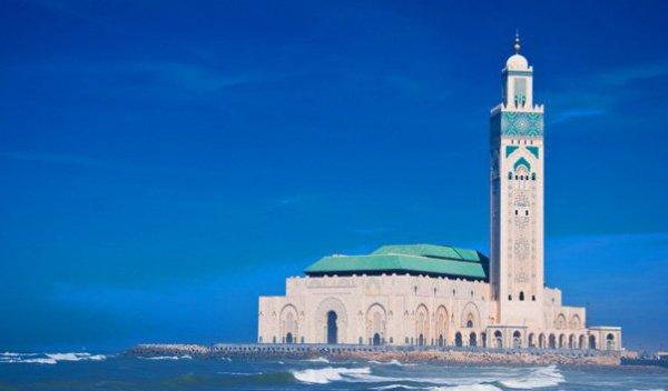 Великая мечеть Хассана II