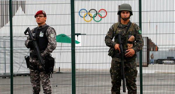 Олимпийские игры проходят в Рио-де-Жанейро с 5 по 21 августа.