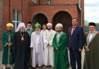 Мусульманин пожертвовал крупную сумму на строительство храма