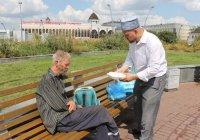 Казанские рестораны участвуют в благотворительных обедах БФ «Закят»