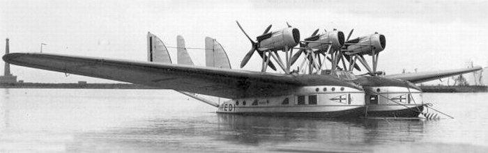 Savoia-Marchetti S.55 Alaska Airways