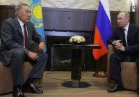 Путин: именно Назарбаев был посредником в нормализации отношений с Турцией