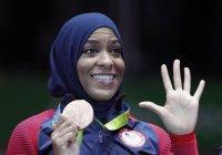 Фехтовальщица в хиджабе стала бронзовым призером Олимпиады
