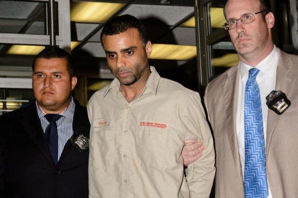Подозреваемый вубийстве имама вСША объявил о собственной невиновности