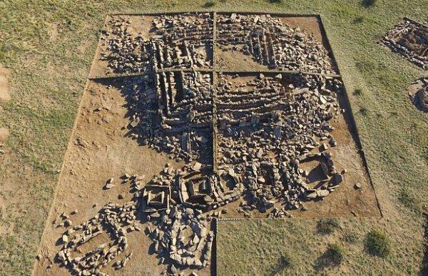 ВКазахстане отыскали «древнеегипетскую» пирамидуXV века донашей эры