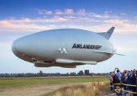 В Англии взлетело крупнейшее в мире воздушное судно (Видео)