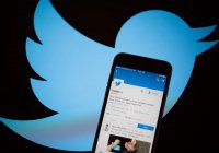 За пропаганду терроризма Twitter заблокировал 235 тыс. аккаунтов