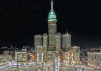 Мекка и Дубаи – рекордсмены региона по числу строящихся отелей