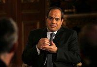 Президент Египта назвал условия решения сирийского кризиса