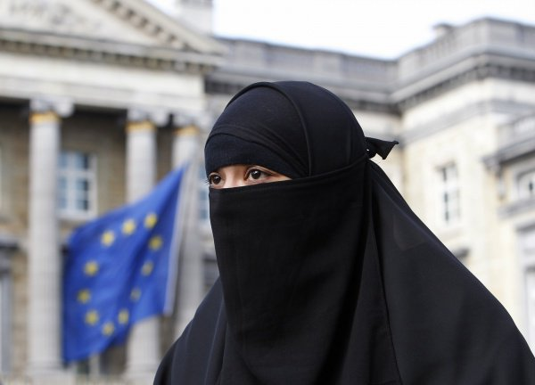 В Европе в скором времени могут запретить паранджу.
