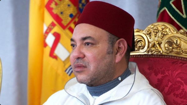 Король Марокко Мухаммад VI.