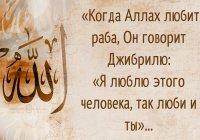 9 аятов и хадисов о людях, самых любимых Аллахом