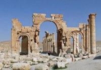 Так 3D-принтер восстанавливает знаменитую арку сирийской Пальмиры