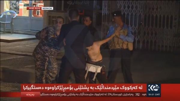 Несовершеннолетнему смертнику недали совершить теракт вКиркуке— Ирак